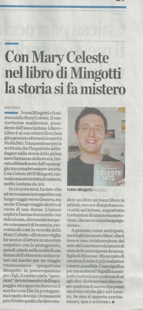 """""""Celeste 1872″ – AlterEgo Edizioni (3/4)"""