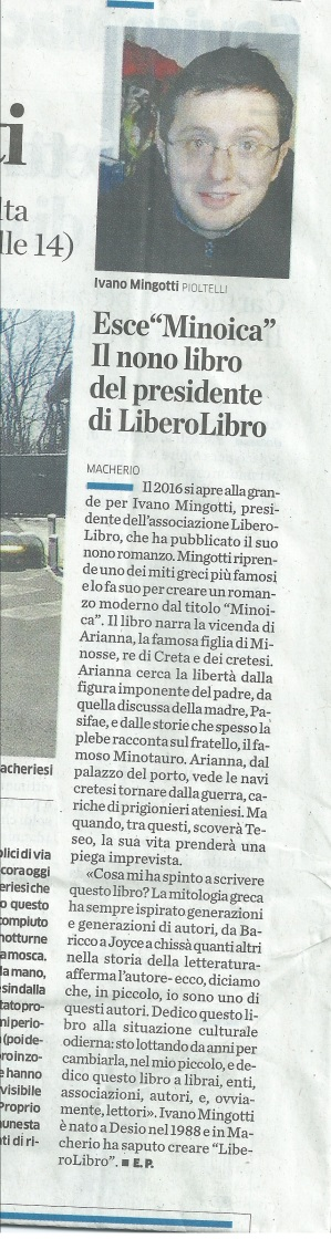 Cittadino di Monza e Brianza, 9.1.16