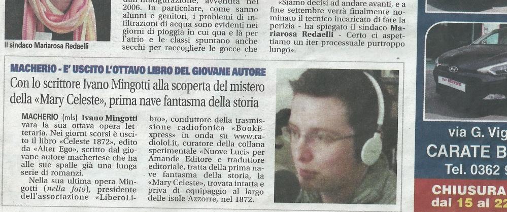 """""""Celeste 1872″ – AlterEgo Edizioni (2/4)"""