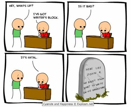 bloccodelloscrittore